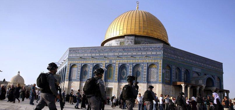 ISRAELI POLICE REOPEN JERUSALEM'S AL-AQSA MOSQUE