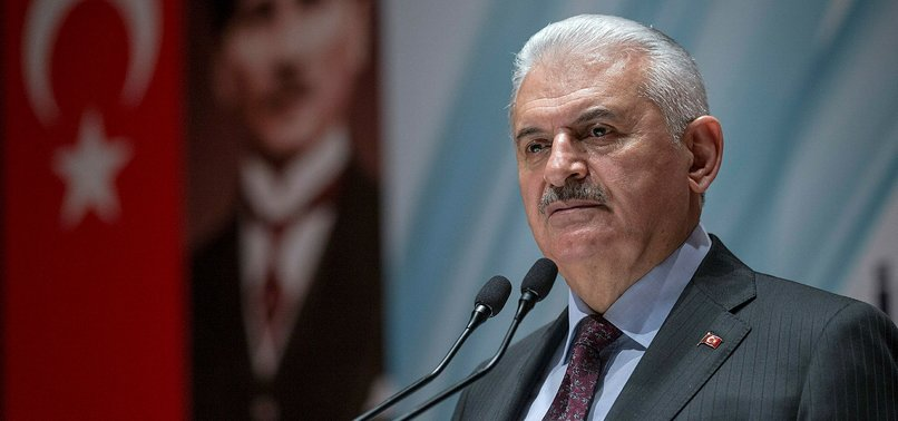 NO THREATS TO TURKEY WILL BE TOLERATED, PM YILDIRIM SAYS