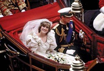 Prenses Diananın Gelinliği Kensington Sarayında Sergilenecek