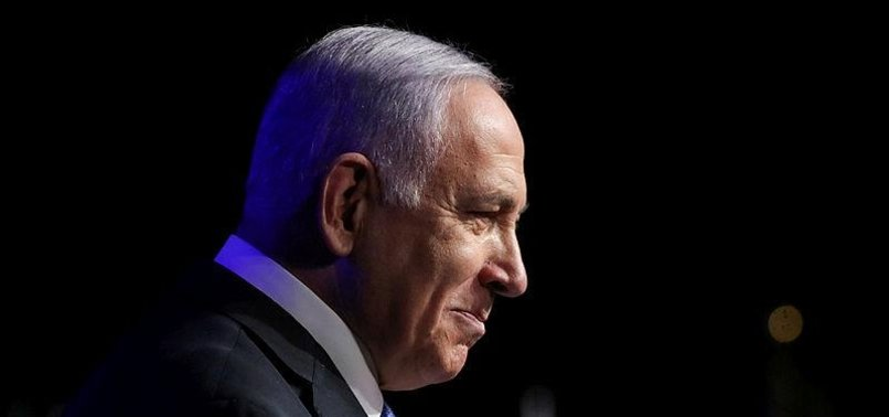 ISRAELS NETANYAHU LASHES OUT AS END OF HIS ERA DRAWS NEAR