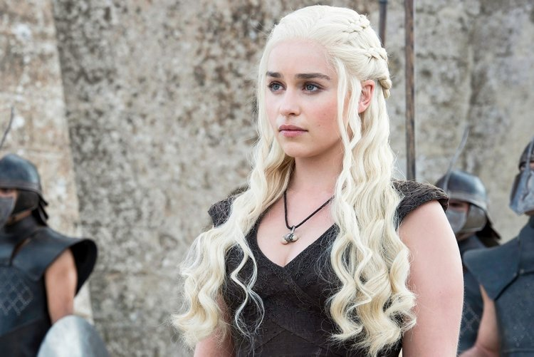 Emilia Clarke'den Game Of Thrones itirafı!