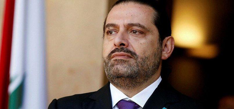 LEBANESE EX-PM HARIRI SAYS BEIRUT VIOLENCE REMINISCENT OF CIVIL WAR