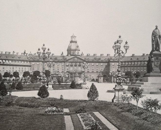 Karlsruhe Sarayı