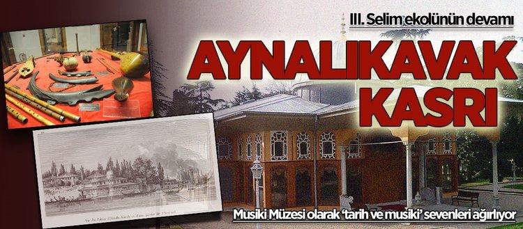 Türk müziğinin izinden Aynalıkavak