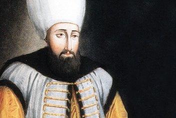 Sultan III. Ahmet'in hatları