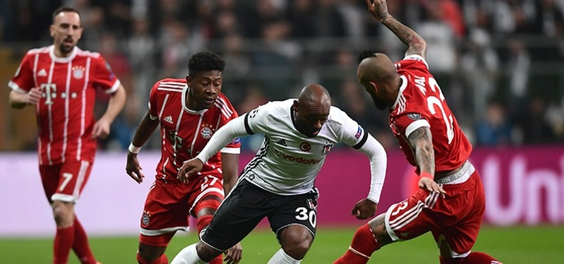 BAYERN BEATS BEŞIKTAŞ 3-1, REACHES CHAMPIONS LEAGUE QUARTER-FINALS