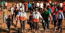 Palestinian killed by Israel fire at Gaza border