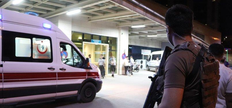 ONE SECURITY GUARD MARTYRED BY PKK TERRORIST IN SE TURKEY