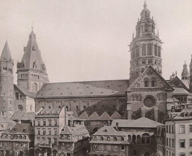 Mainz, Rheinland Pfalz Eyaleti