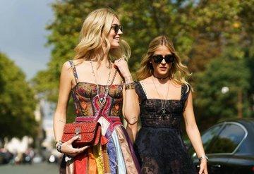 Chiara Ferragninin tercih ettiği Dior tasarımlar