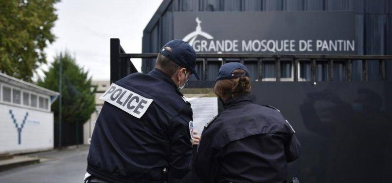 FRANCE SHUTS ANOTHER MOSQUE TO EXTEND CRACKDOWN ON MUSLIMS