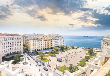 Komşunun İzmiri Selanik