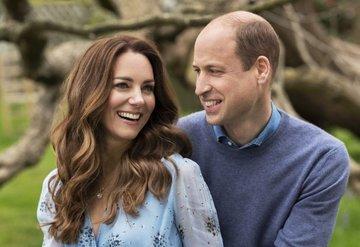 Prince William ve Kate Middleton 10. Evlilik Yıl Dönümlerini Kutluyor