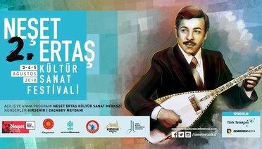 Neşet Ertaş anılacak (2. Neşet Ertaş Kültür Sanat Festivali)