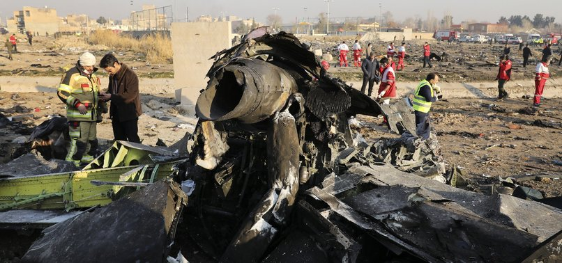 WHAT HAPPENED IN 3 DAYS AFTER PLANE CRASH IN IRAN?