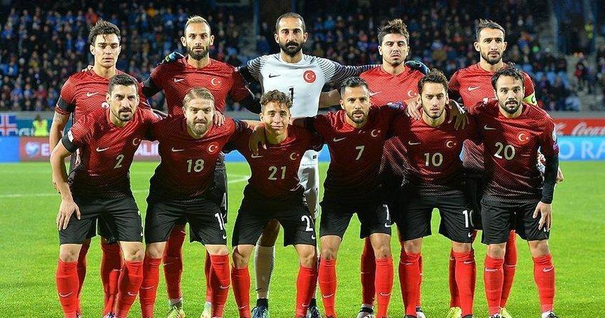 FIFA dünya sıralamasında Türkiye'nin yerini açıkladı