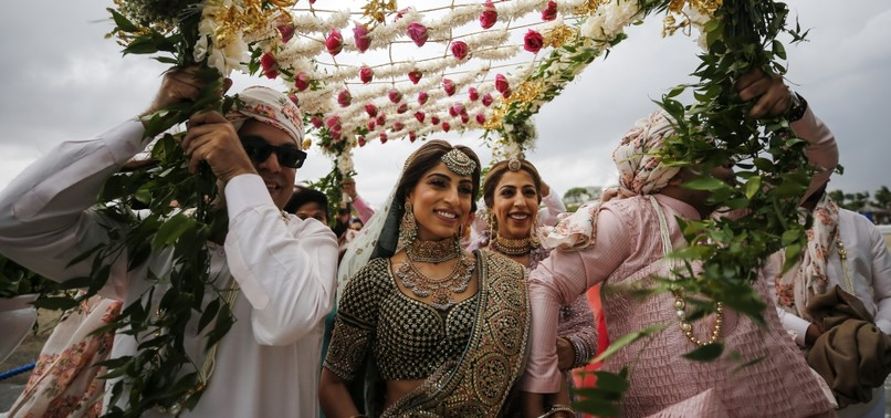INDIAN COUPLE TIES THE KNOT WITH $1.5M WEDDING IN TURKEYS ANTALYA