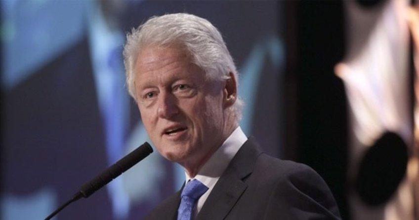 ABD'nin eski Başkanı Clinton'a melez oğul şoku