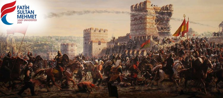 Fatih Sultan Mehmed ve Fetih paneli