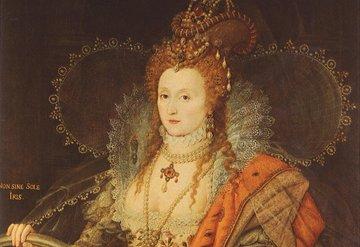 Kraliçe I. Elizabeth'in elbisesi sergilenecek