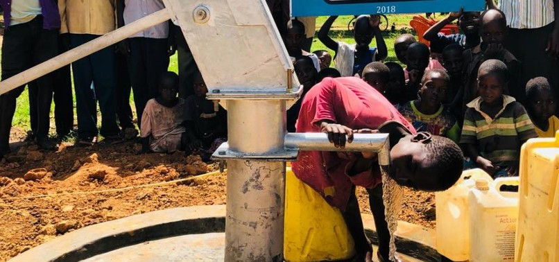 TURKISH CHARITY SET TO OPEN 5,000 WATER WELLS ACROSS AFRICA, ASIA