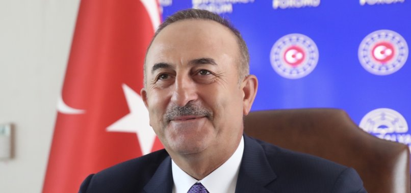 TURKISH FM ÇAVUŞOĞLU SLAMS UNSC FOR NOT COMING UP WITH A JOINT RESOLUTION ON COVID-19 PANDEMIC
