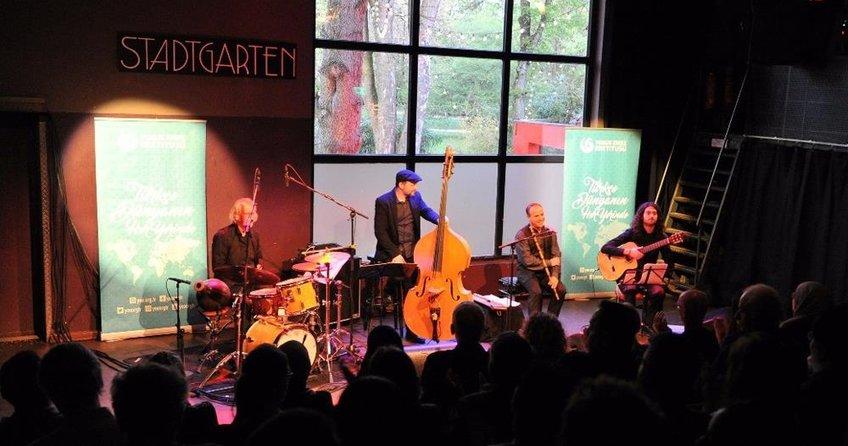 Kölnde Türkçe dünyanın her yerinde konseri