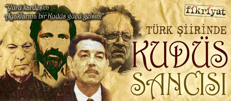 Türk şiirinde Kudüs sancısı
