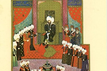 Osmanlı'dan yadigar kıymetli minyatürler
