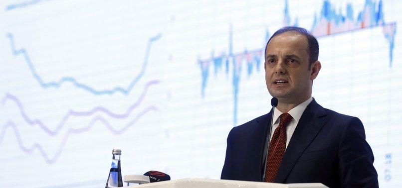 TURKISH CENTRAL BANK REVISES INFLATION FORECASTS