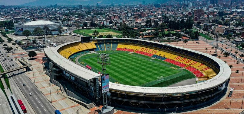 SOUTH AMERICAN FOOTBALL TOURNAMENTS DELAYED DUE TO CORONAVIRUS