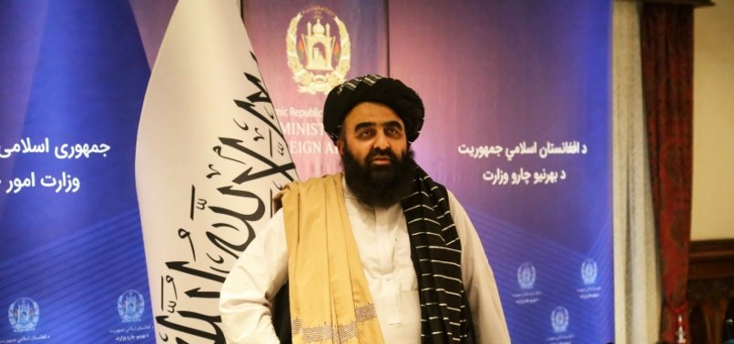 TALIBAN DELEGATION TO HOLD TALKS WITH TURKISH OFFICIALS