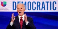Joe Biden urges Iran sanctions relief over coronavirus