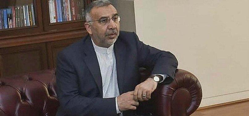 IRAN ENVOY TOLD OF TURKISH DISCOMFORT ON IDLIB RAIDS