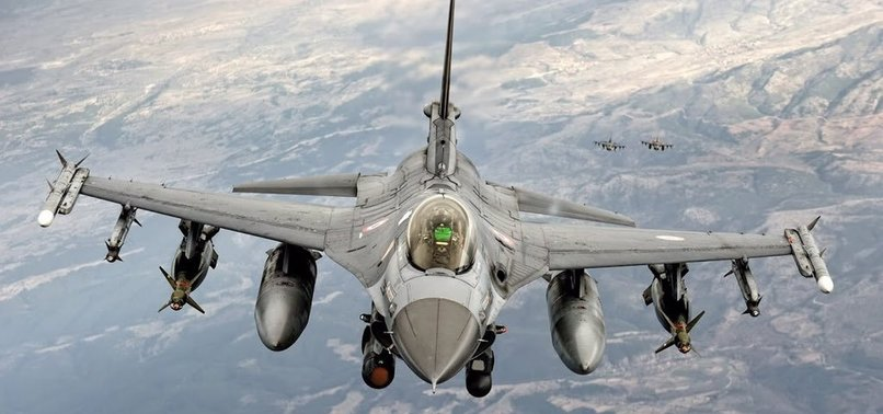 TURKISH JETS NEUTRALIZE 2 PKK TERRORISTS IN N. IRAQ