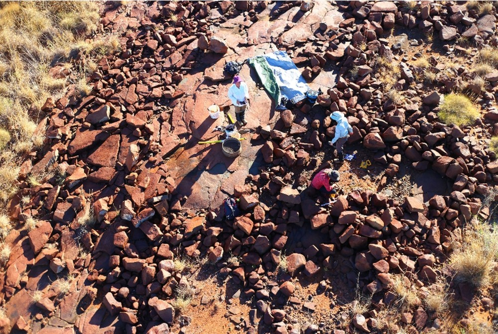 Excavations on Rosemary Island have uncovered evidence of one of the earliest known domestic structures in Australia, dated 8,000 and 9,000 years ago.