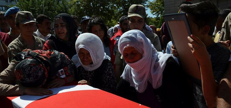 PKK TERRORISTS KILL PEOPLE, LEAVING PARENTS AGGRIEVED