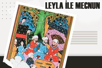 Doğu'nun dillere destan 4 aşk hikayesi