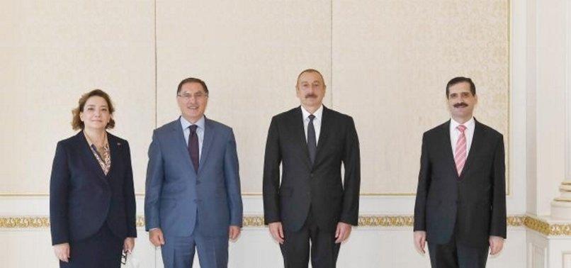 AZERBAIJAN VOWS TO 'BREAK BACK OF ARMENIAN FASCISM'