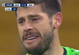 Fabri'nin gözyaşlarının nedeni hasta annesiymiş