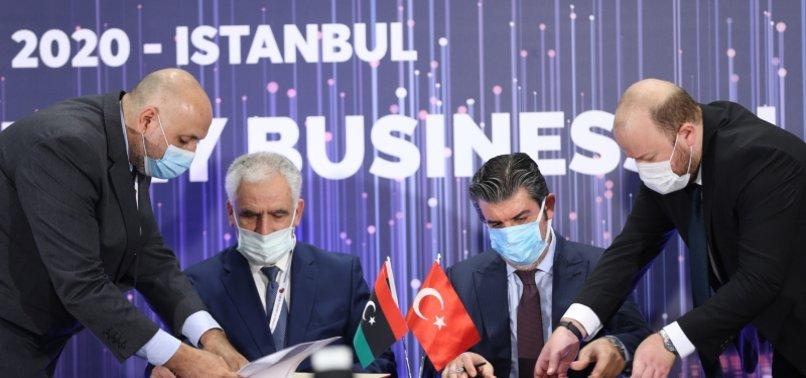 TURKISH, LIBYAN BUSINESSPEOPLE AIM TO EXPAND TRADE