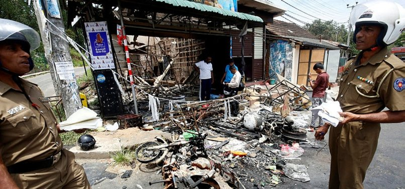 BUDDHIST MOBS ATTACK MORE MUSLIM-OWNED SHOPS IN SRI LANKA