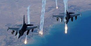 Turkish jets 'neutralize' dozens of PKK terrorists in Qandil