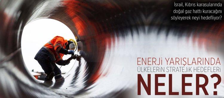 Enerji yarışlarında ülkelerin stratejik hedefleri neler?