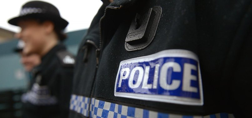 BRITISH POLICE ARREST FOUR MEMBERS OF NEO-NAZI GROUP FOR TERRORISM