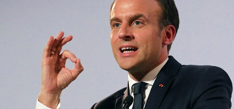 POLLS SHOW MACRON HITTING SPEED BUMP IN FRENCH REFORM DRIVE