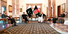 Afghanistan seeks support of Pakistan for cease-fire