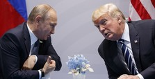 Putin briefs Trump on Syria after surprise Assad talks