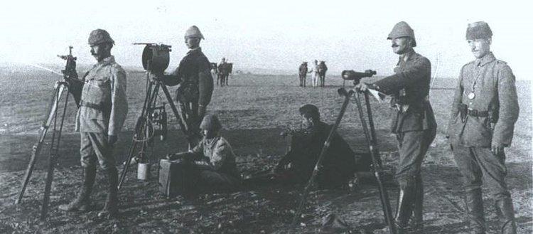 Birinci Dünya Savaşının bilinmeyen fotoğrafları