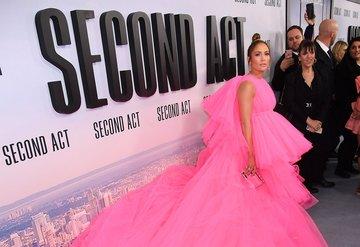 Jennifer Lopez, Second Act için tanıtım turunda